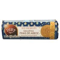 Galletas Finas Arroz sin Gluten