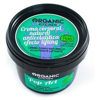 "Crema corporal natural anticelulítica Efecto lifting ""Pop art"""