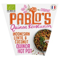Quinoa indonésien