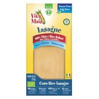 Lasagne kukurydziano-ryżowa