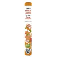 Encens Végétal Orange Cannelle