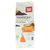 Mezcla de Cereales Tostados Yannoh para Cafetera Lima