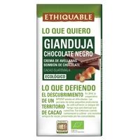 Gianduja Nikaragua z ciemnej czekolady organicznej