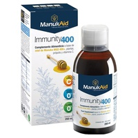 Immunity 400 Manuka Honey Syrup