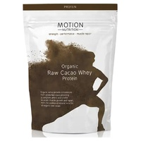 Organic Raw Cacao Whey Protein