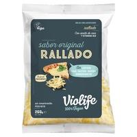 Queso rallado vegano sabor queso original
