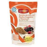 Semillas de Lino Eco Molidas con Probiótico y Vitamina D