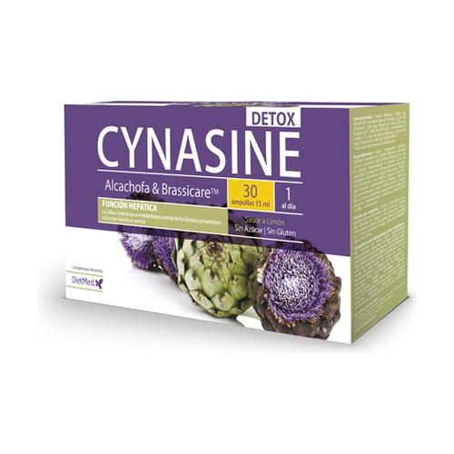 Cynasine Detox 30 ampollas de 15 ml de Dietmed