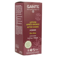 After-shave lotion Man Aloe bio