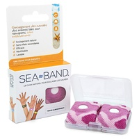 Sea Band bracelet for children pink
