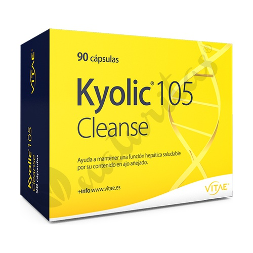 Kyolic 105 Cleanse