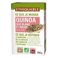 Quinoa Blanca y Roja Bio Sin Gluten