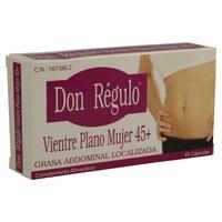 Don Régulo Vientre Plano Mujer +45
