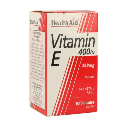 Vitamina E 400Ui Natural