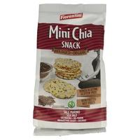 Snack Mini Tortitas Maíz Chia Bio