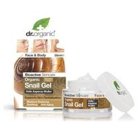 Organic Snail Gel, 50 ml - Bava di lumaca filtrata gel viso