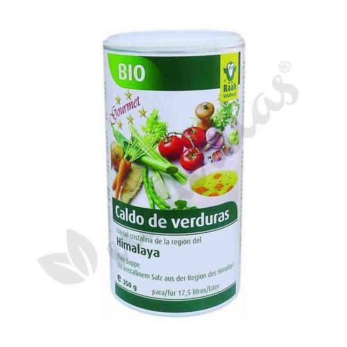 Caldo De Verduras En Polvo 350 Gr de Raab