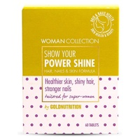 Power Shine - Hair, Skin & Nails Formula
