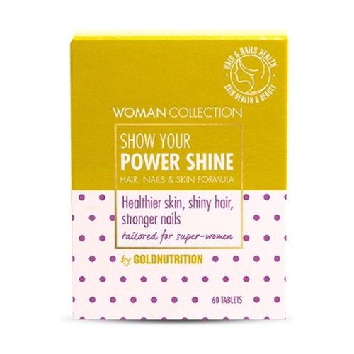 Power Shine - Hair, Skin & Nails Formula