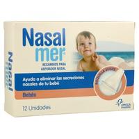 Nasalmer Recambios para aspirador nasal
