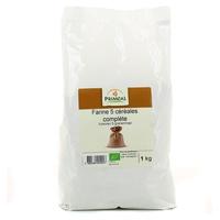 Wholemeal flour 5 cereals
