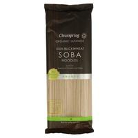 Soba Noodles di grano saraceno