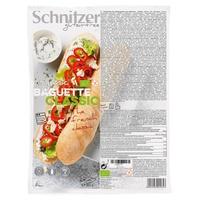 Pan baguette clásico sin gluten