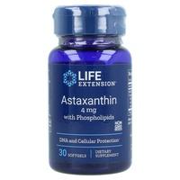 Astaxantina con fosfolipidi