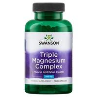 Triple Magnesium Complex, 400mg