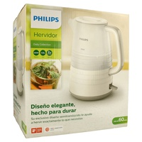 Philips Daily Collection Hervidor HD9334/20 1,5 l, 2200 W