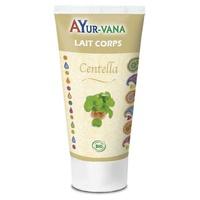 Körpermilch mit Bio-Centella
