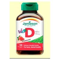 Vitamina D 400 IU Fresa