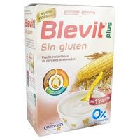 Blevit Plus Sans Gluten 0% Nouvelle Formule 4-6 mois