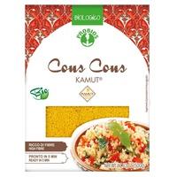 Khorasan Kamut Whole Wheat Cous Cous