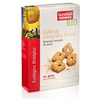 Galletas Integrales de Avena Sin Gluten Bio