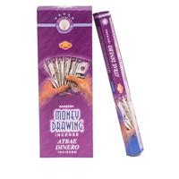 Incienso Hexagonal Money Drawing