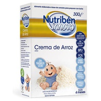 Innova Porridge Rice Cream 4m +