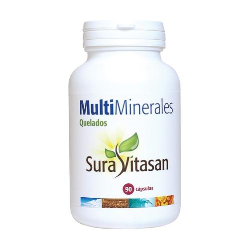 Multi Minerales Quelados