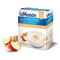 Meal Replacement Yogurt Cream with Cereals