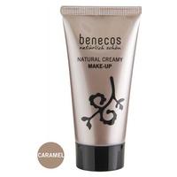 Naturalny makijaż w kremowym karmelu