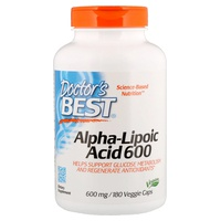 Ácido alfa lipoico 600 mg