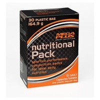 Pack nutritionnel