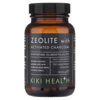 Zeolith mit Aktivkohle, 360 mg