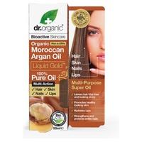 Aceite Argán Marroquí Orgánico 100% Puro