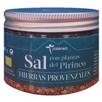 Sal Gorda con Plantas del Pirineo (Hierbas Provenzales)