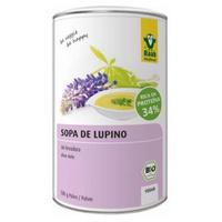 Sopa de lupino