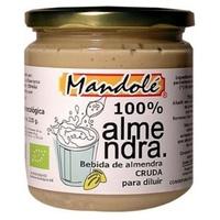 Crema de Almendras Leche Eco