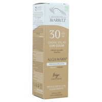 Crema facial Color Beige SPF30 Alga Maris