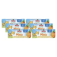 Organic Mini Banana and Orange Bars Pack