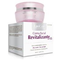 Crema Facial Revitalizante Spf 15